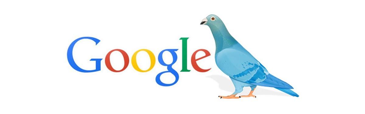 google pigeon updates